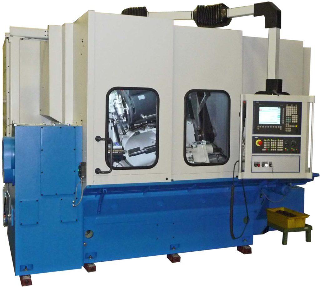 Rotorenfräsmaschine