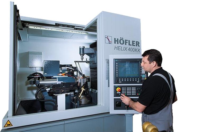 Höfler Helix 400 KK